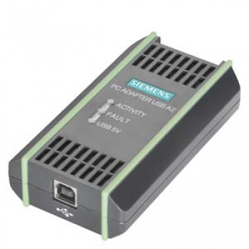 6GK1571-0BA00-0AA0 PC adapter USB A2 USB adapter (USB V2.0) for connection of a PG/PC or notebook to SIMATIC S7 via PROFIBUS or MPI contain USB ca