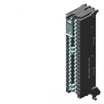 6ES7592-1BM00-0XB0 SIMATIC S7-1500, Front connector in push-in design, 40-pole, for 35 mm wide modules