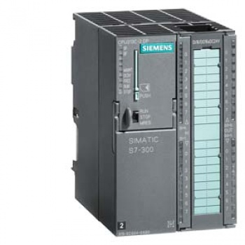 6ES7313-6CG04-0AB0 SIMATIC S7-300, CPU 313C-2 DP Compact CPU with MPI, 16 DI/16 DO, 3 high-speed counters (30 kHz), integrated DP interface, Integ
