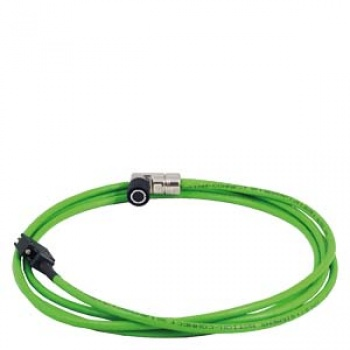 6FX3002-2DB20-1AF0 Signal cable pre-assembled 6FX3002-2DB20 for ABS. Encoder in S-1FL6 LI 3X2X0.20+2X2X0.25 C MOTION-CONNECT 300 UL/CSA Dmax=7.5 m